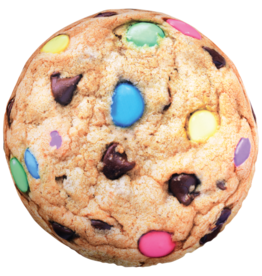 Iscream Pastel Chocolate Chip Cookie Scented Pillow