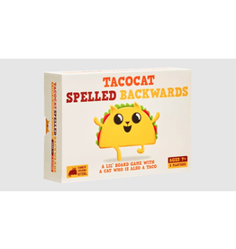 ACD Toys Tacocat Spelled Backwards Game