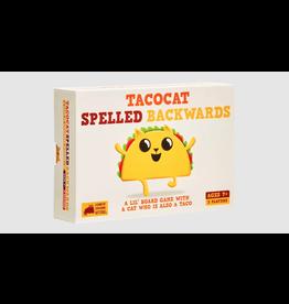 Exploding Kittens Tacocat Spelled Backwards Game