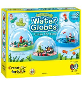Creativity For Kids Make Your Own Water Globes, Under the Sea