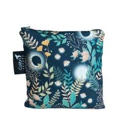 Colibri Reusable Large Snack Bag, Fireflies