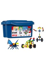 K'Nex Classic Building Fun Tub, 300 pc/20 model