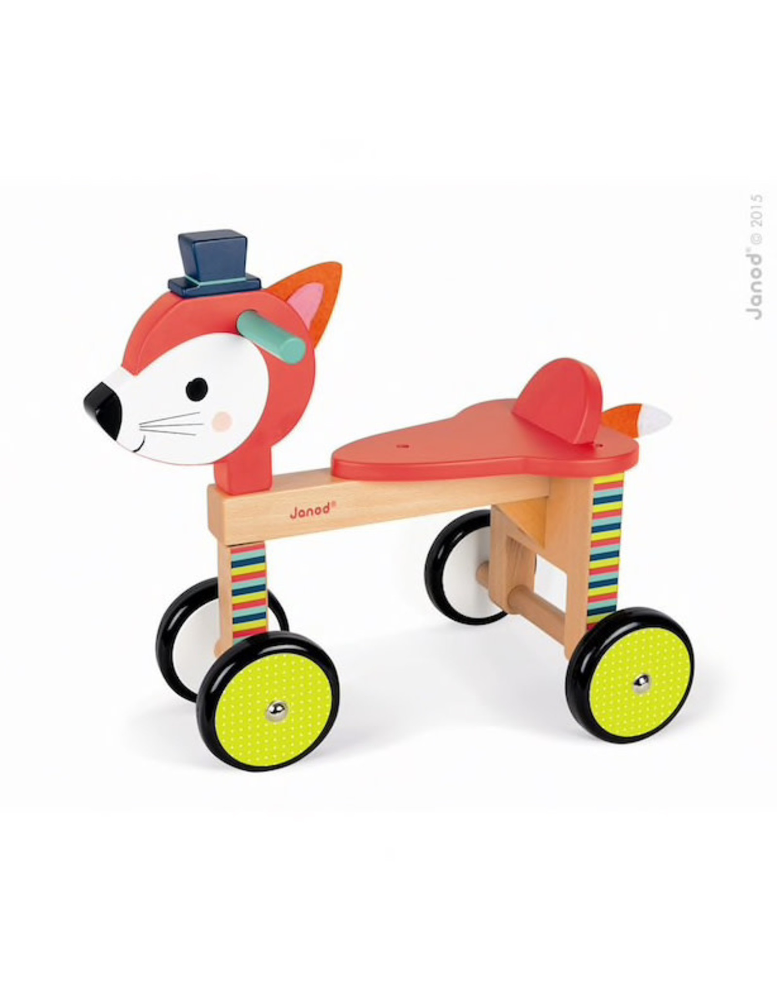 JuraToys US Baby Forest Fox Ride On