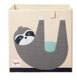 3 Sprouts Storage Box, Sloth