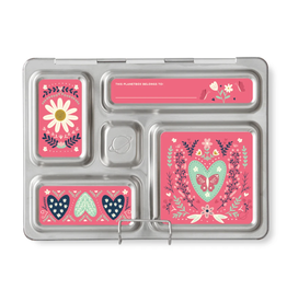 PlanetBox PlanetBox Rover Magnets, Floral