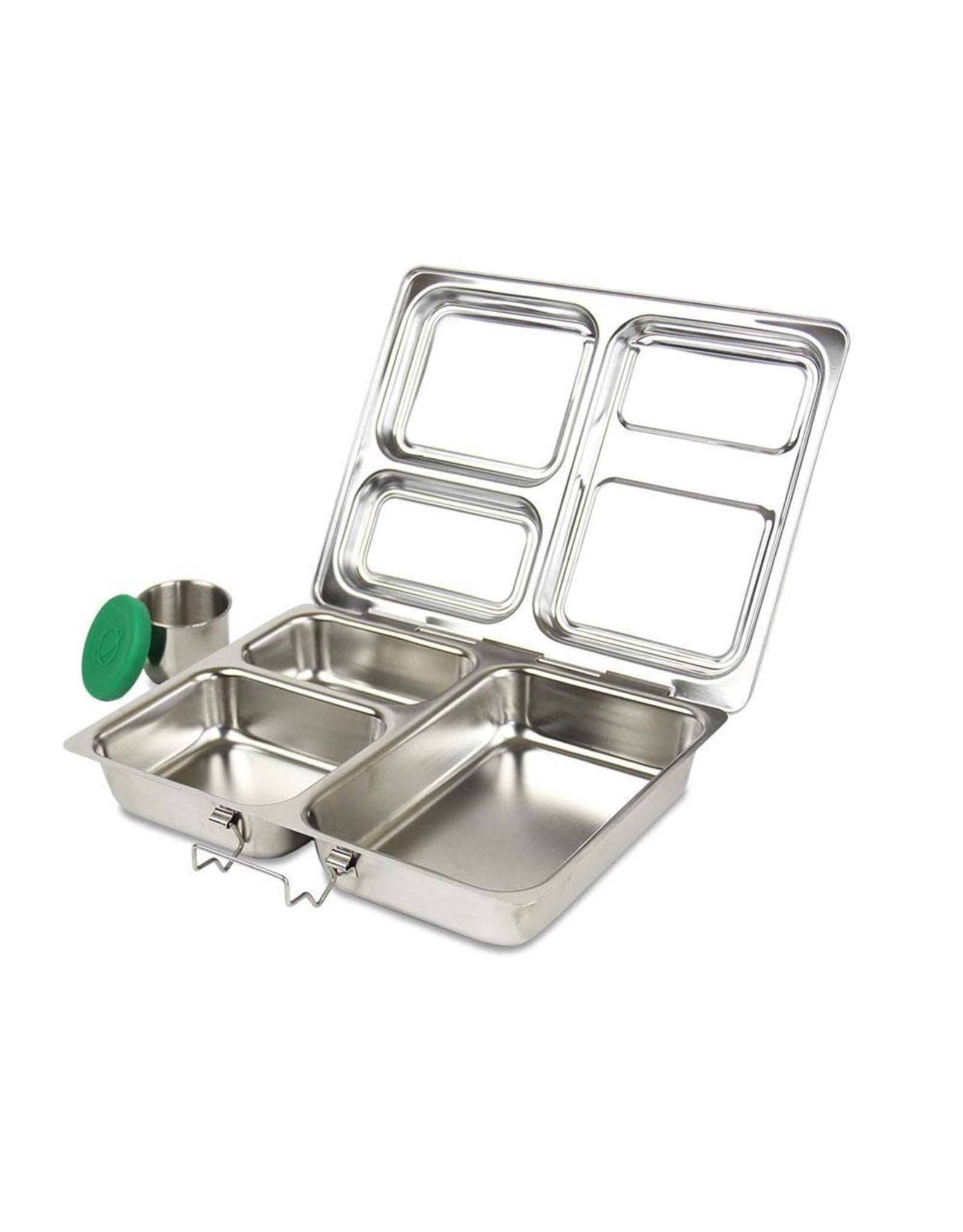 PlanetBox PlanetBox Launch, Stainless Steel Lunch Box