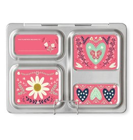 PlanetBox PlanetBox Launch Magnets, Floral