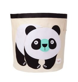 3 Sprouts Storage Bin, Panda