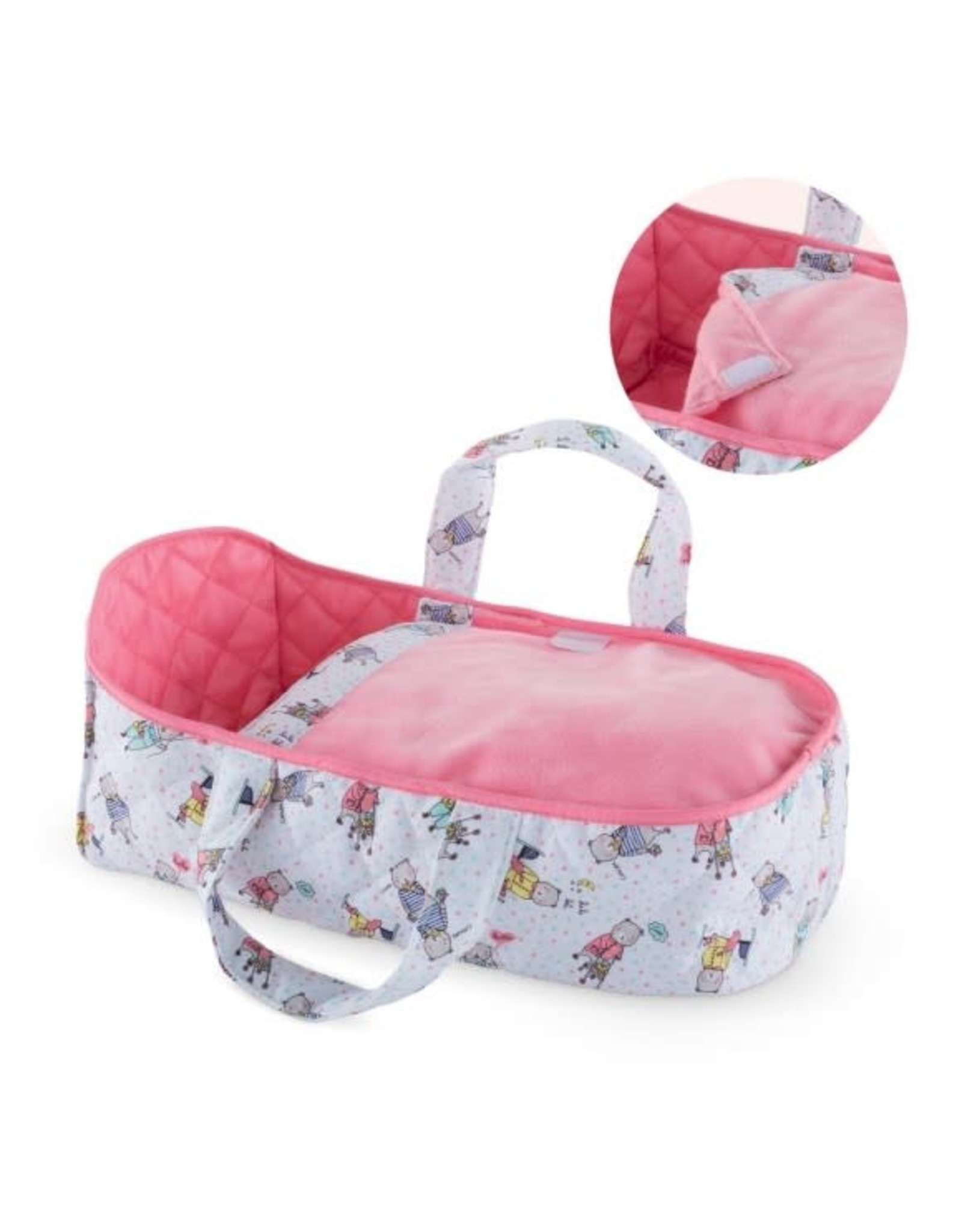 """Corolle 12"""" Carry Bed"""