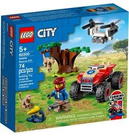 LEGO LEGO City, Wildlife Rescue ATV