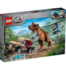 LEGO LEGO Jurassic World, Carnotaurus Dinosaur Chase