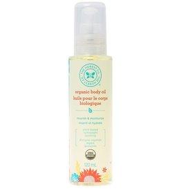 Honest Organic Baby Oil 120mL