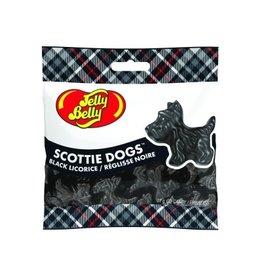 anDea Chocolates Jelly Belly Scottie Dogs Black Licorice 77g