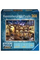 Ravensburger 368 pcs. Escape Kids Museum Mysteries Puzzle