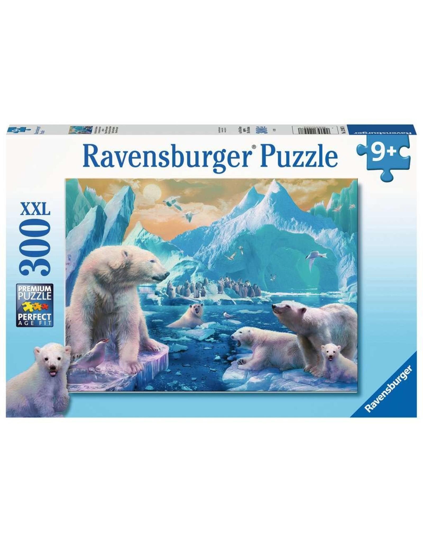 Ravensburger 300 pcs. Polar Bear Kingdom Puzzle