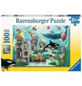 Ravensburger 100 Pcs. Underwater Wonders Puzzle