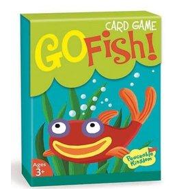 Peaceable Kingdom Go Fish Card Game