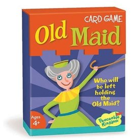 Peaceable Kingdom Old Maid Card Game