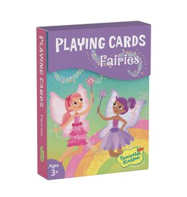 Peaceable Kingdom Fairies Playing Cards