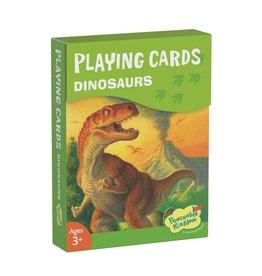 Peaceable Kingdom Dinosaur Playing Cards