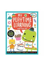 Fire the Imagination My Playtime Learning Activity Book