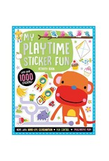 Fire the Imagination My Playtime Sticker Fun Learning Book
