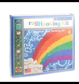 Friendly Loom Rainbow Rug Hooking Kit