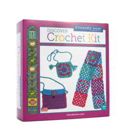 Friendly Loom Discover Crochet Kit