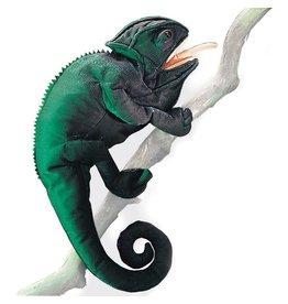 Folkmanis Chameleon Puppet