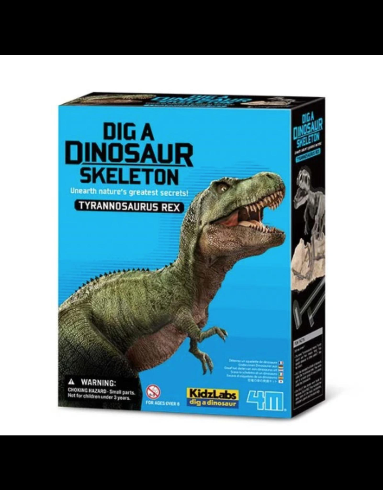 4M Dig A Tyrannosaurus Rex