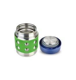 LunchBots LunchBots Thermal 8oz Green Dots