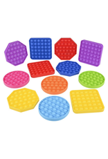 The Toy Network Bubble Popper,Assorted Shapes & colours