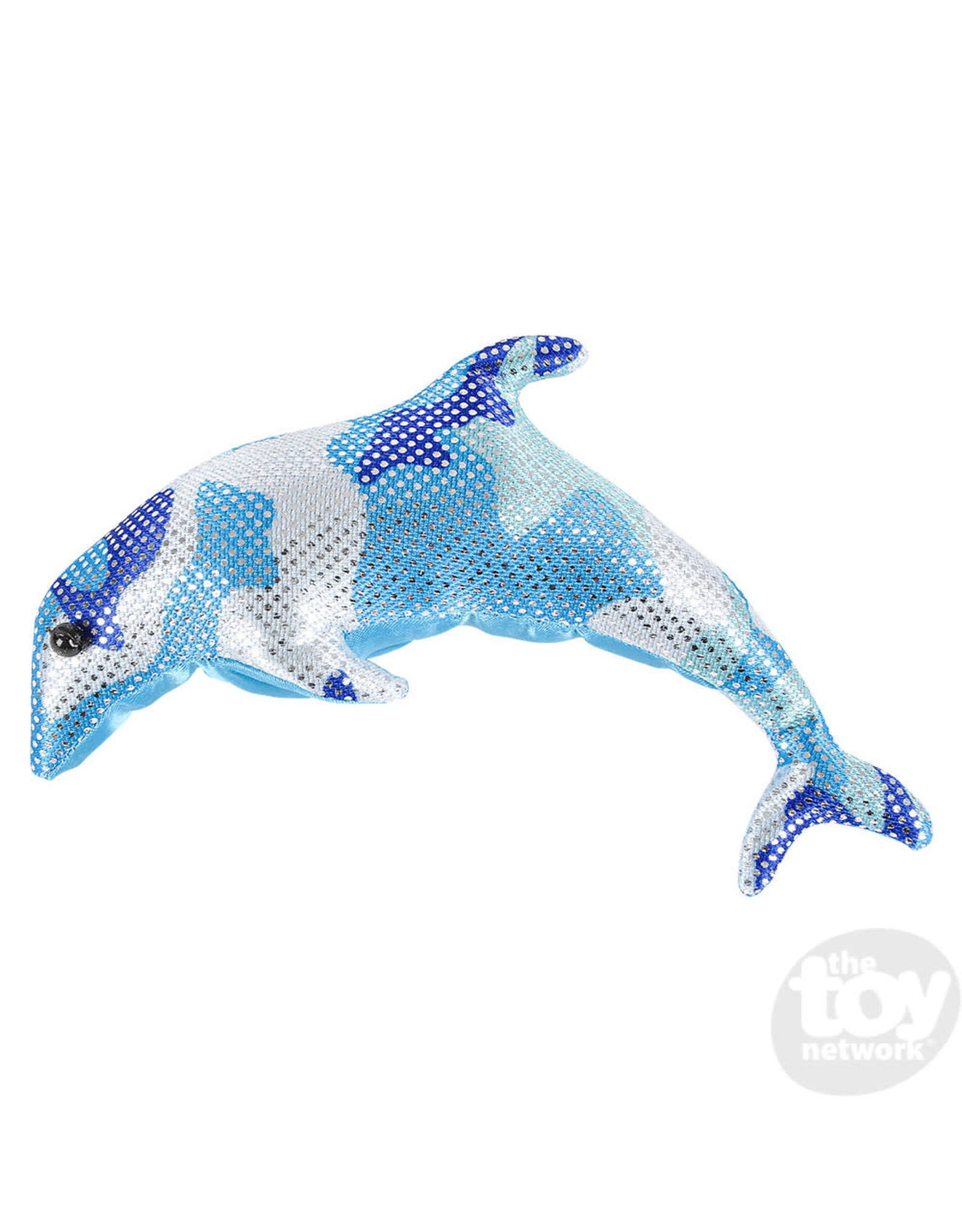 The Toy Network Dolphin Sandbag