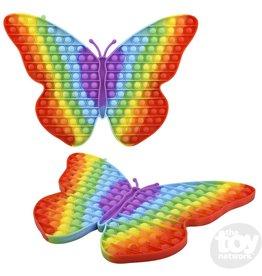 The Toy Network Mega Butterfly Bubble Popper