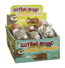 Toysmith Jittery Sloth