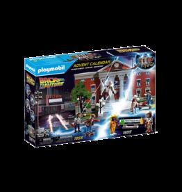 Playmobil Advent Calendar, Back to the Future
