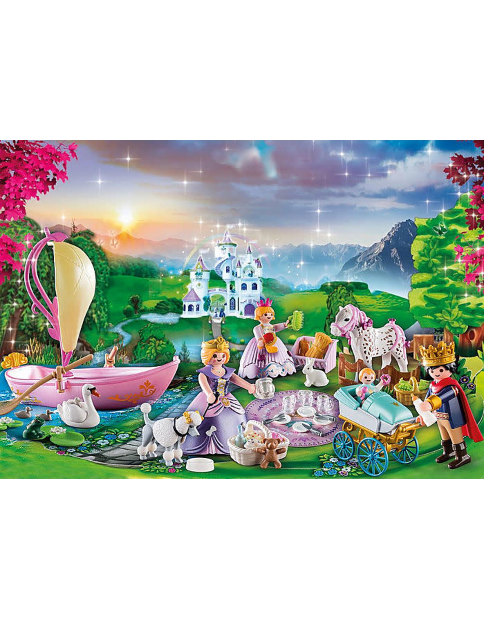 Playmobil Advent Calendar, Royal Picnic