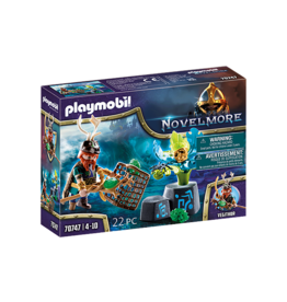 Playmobil Violet Vale, Plant Magician