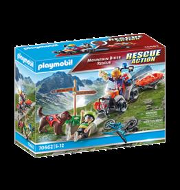 Playmobil Mountain Biker Rescue