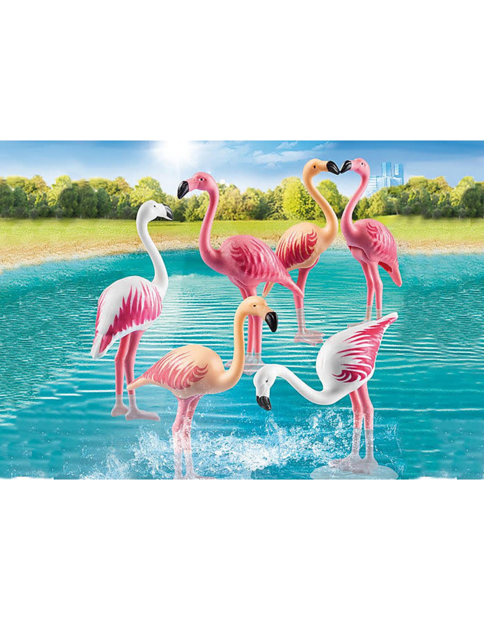 Playmobil Flock of Flamingos