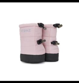 Stonz Stonz Puffer Booties, Haze Pink
