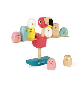Janod Zigolos Balancing Game, Flamingo