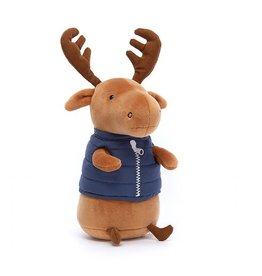 Jelly Cat Campfire Critter Moose