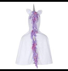Great Pretenders Baby Unicorn Cape, White 12-24m