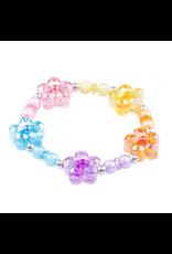 Great Pretenders Flower Power Rainbow Bracelet