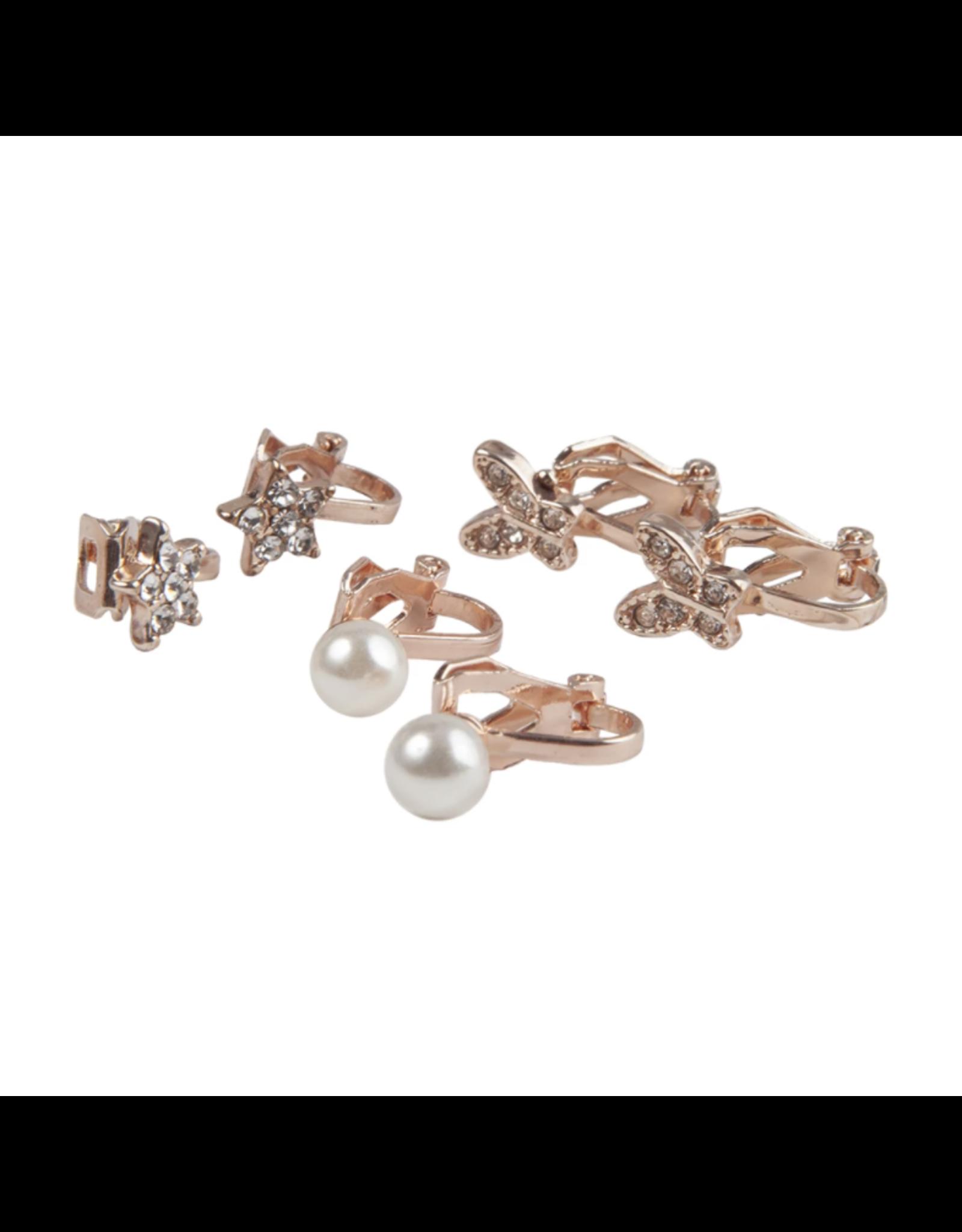 Great Pretenders Boutique Dazzle Clip On Earrings