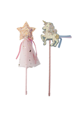 Great Pretenders Boutique Unicorn Star Wand, Assorted