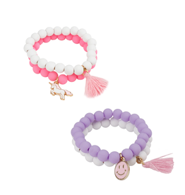 Great Pretenders Pretty Pastel Soft Touch Bracelet Assorted