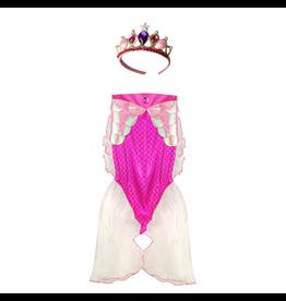 Great Pretenders Mermaid Glimmer Skirt Set, Pink, 5-6