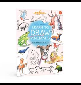 Eeboo Art Book 3 -Learn to Draw Animals